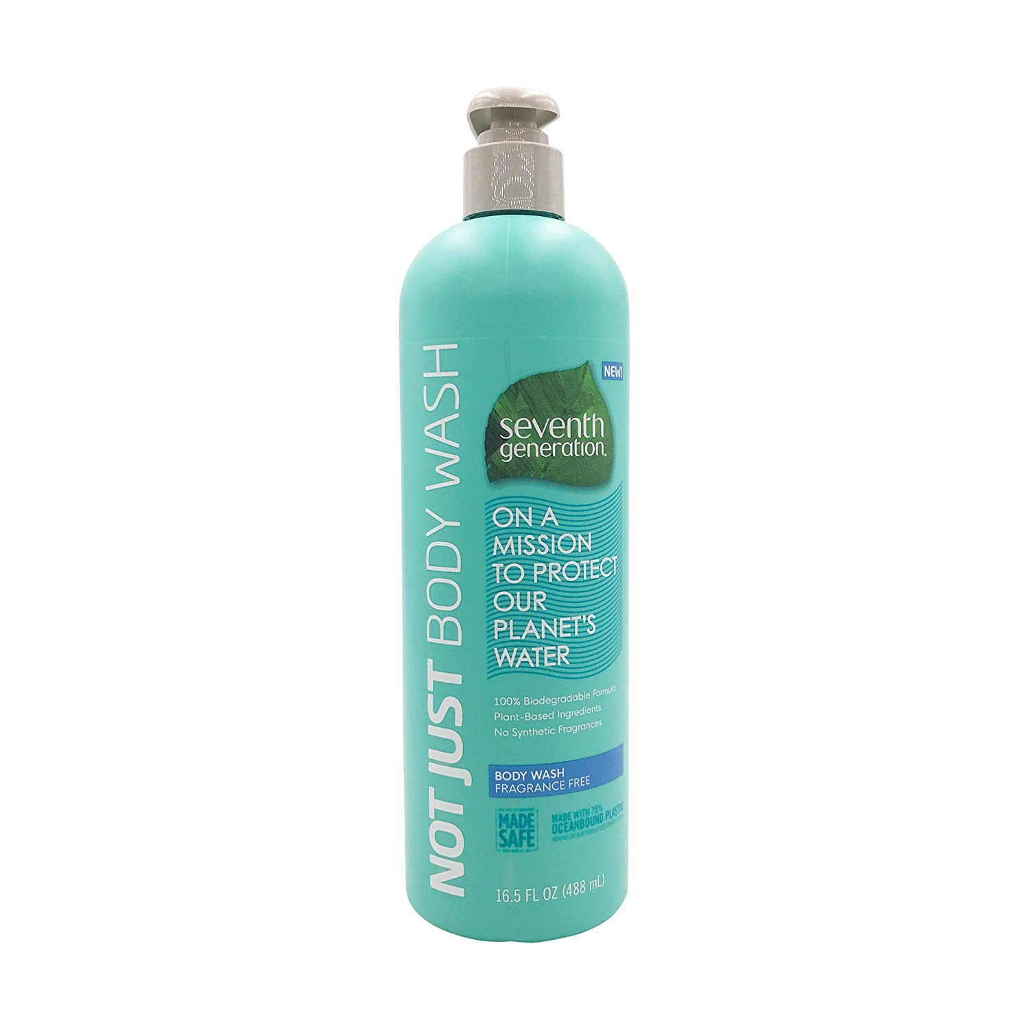 Seventh Generation Body Wash Sensitive Skin Weekly update Free Max 81% OFF Fragrance 16.