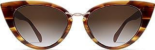 Oscar de la Renta x Morgenthal Frederics Twist VIII Sunglasses
