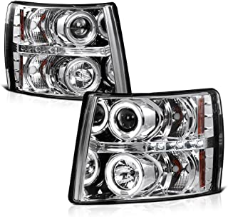 Best 2008 silverado halo lights Reviews