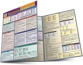 Spanish Grammar (Quick Study)