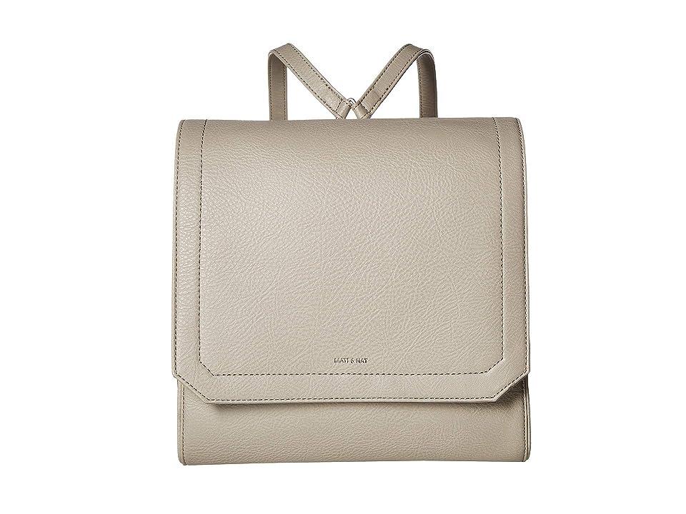 Matt & Nat Dwell Mercy (Cement) Handbags