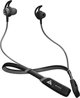 Boult Audio ProBass CurvePro Neckband in-Ear Wireless Earphones with 12H Battery Life & Fast Charging, Vibration for Call ...