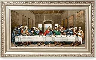 last supper beer pong painting