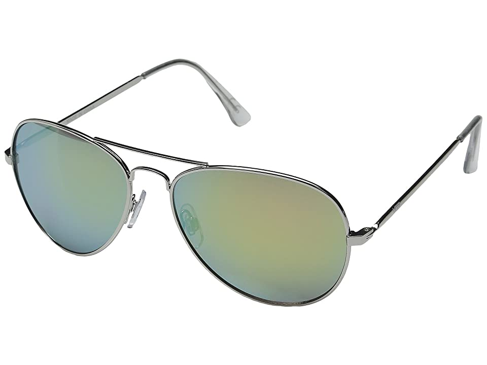8ed4c7a457 Vans Fly South Sunglasses (Silver) Fashion Sunglasses