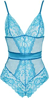 Best baby blue lace bodysuit Reviews
