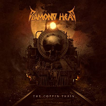 Diamond Head - The Coffin Train (2019) LEAK ALBUM