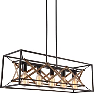 Best kitchen lighting over island and table Reviews