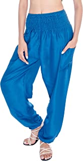 Best harem pants cheap Reviews
