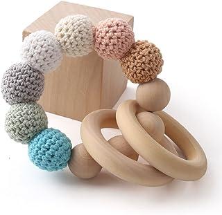 Amazon.es: crochet madera