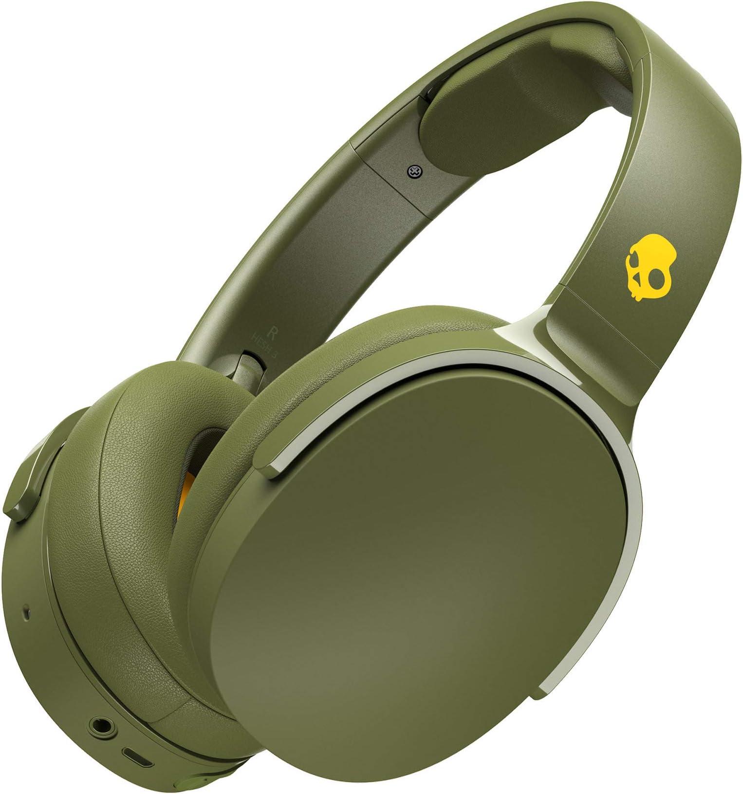 Skullcandy Hesh 3 Wireless Over-Ear Headphone - Moss