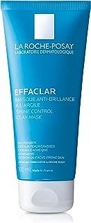 La Roche-Posay Effaclar Clarifying Clay Face Mask for Oily Skin, 3.38 Fl. Oz.