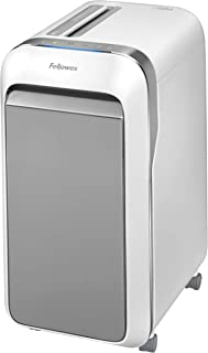 Fellowes LX22M Powershred Micro Cut 20 Sheet Paper Shredder (White) (5263201)