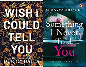 Wish I Could Tell You+Something I Never Told You(Set of 2books)