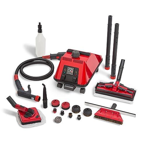 Sargent Steam Cleaner Cleaning System | Multi-Purpose, High Pressure, Vapor Steamer Machine