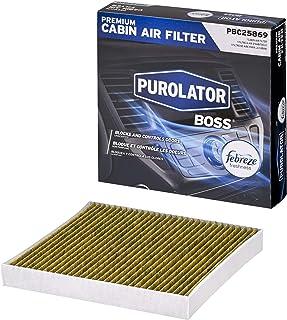 Purolator PBC25869 PurolatorBOSS Premium Cabin Air Filter with Febreze Freshness