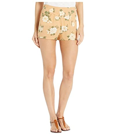 Volcom I Stay You Go Shorts (Vintage Gold) Women