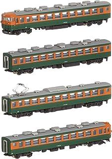 KATO Nゲージ 165系 飯田線 急行 伊那 4両セット 10-1335 鉄道模型 電車