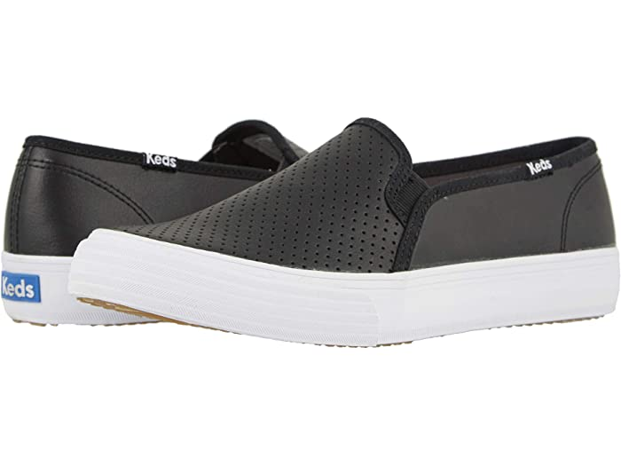 Keds Double Decker Perf Leather