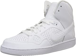 Nike Son of Force Mid GS Hi Top Trainers 615158 Sneakers Shoes