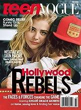 Teen Vogue magazine - October 2016 /November 2016 - Hollywood Rebels Starring Chloe Grace Moretz