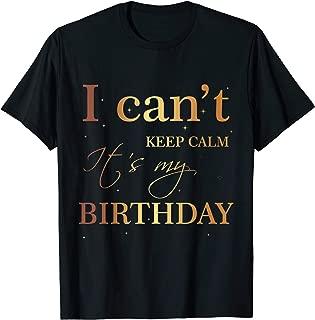 Best keep calm happy birthday Reviews