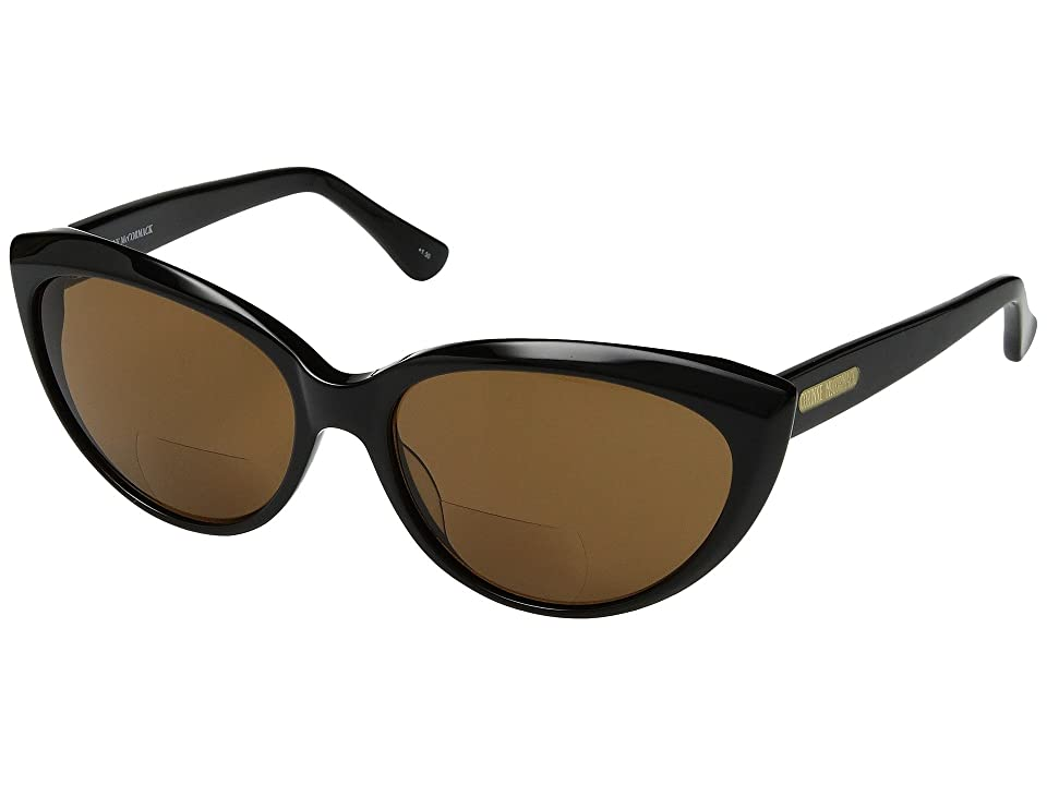 Corinne McCormack Anita Sun Readers (Black) Reading Glasses Sunglasses