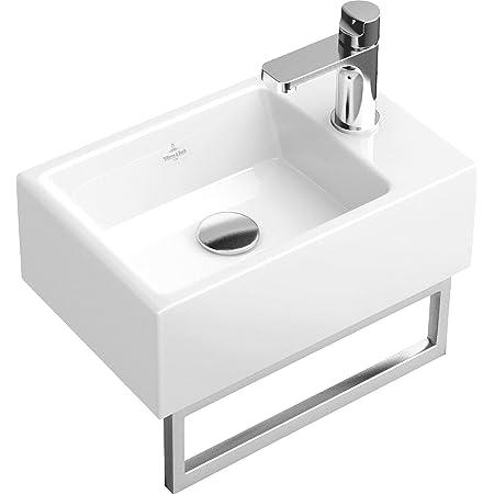 Villeroy Boch Memento 533341 Hand Wash Basin 400x260 Mm Alpine White 53334101 Amazon De Diy Tools