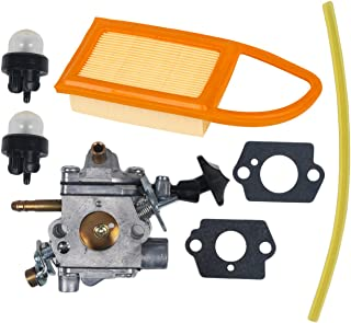 HIFROM Carburetor with Air Filter Gasket Kit for STIHL BR500 BR550 BR600 Backpack Blower
