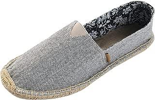 Alexis Leroy Pureness Textile Men's Flat Espadrilles