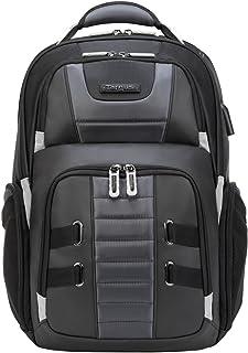 Targus TSB956GL DrifterTrek 11.6-15.6-Inch USB Laptop Backpack with USB Power Pass-Thru, Black