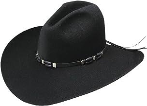 RESISTOL Men's 2X Cisco Felt Cowboy Hat - Rwcsco-694307 Black