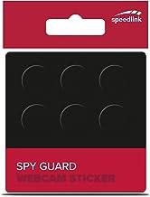 Speedlink SPY Guard Webcam Sticker Set of 6, Black