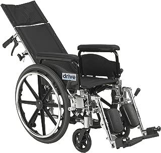 Viper Plus GT Full Reclining Wheelchair 20