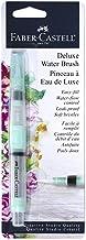 Faber-Castell Deluxe Water Brush Pen - Refillable Aqua Brush Pen for Watercolor