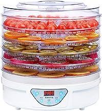 Déshydrateur Alimentaire, Programmation du Temps - Contrôle de la Température, avec 5 Plateaux Empilables, Faible Consomma...