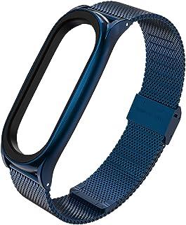Voor Gierst Armband 4 Riem Met Gierst Armband 3 Metalen Polsband Plus Roestvrijen Alleen Milanese Originele Innovatie (Col...