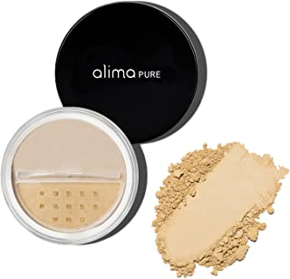 Alima Pure Satin Matte Foundation - Warm 4