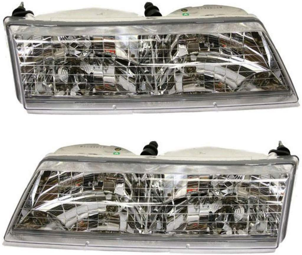For Mercury Grand Mesa Mall Marquis Headlight 1995 1997 Max 87% OFF Driv Assembly 1996