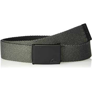 QUIKSILVER Canvas Webbing Belt With Buckle Men/'s Ladies One Size ALL COLOURS NEW