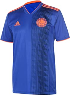 2018-2019 Colombia Away Football Shirt