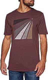 Hurley AO8796 Men's Enzyme Prism Burst T-Shirt