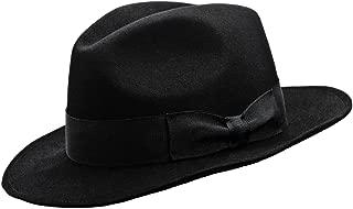 Rabbit Fur Felt Classic Vintage Fedora Hat