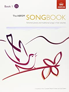 The ABRSM Songbook, Book 1: Selected pieces and traditional songs in five volumes