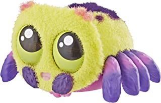 Hasbro Yellies! Lil' Blinks; Voice-Activated Spider Pet; Ages 5 & Up