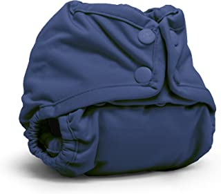 Rumparooz Newborn Cloth Diaper Cover Snap, Nautical