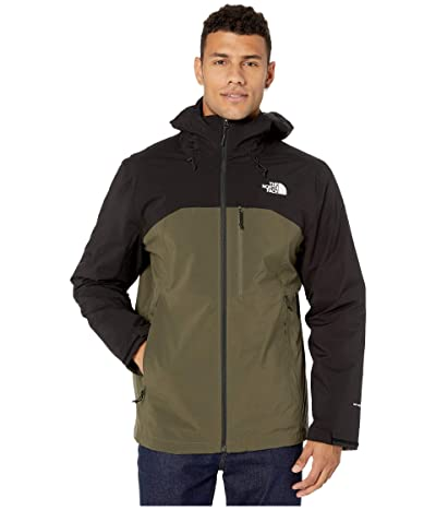 The North Face ThermoBall(r) Triclimate(r) Jacket (New Taupe Green/TNF Black) Men