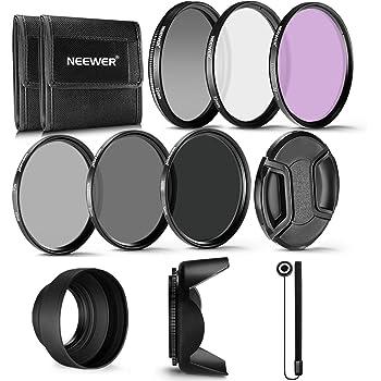 72mm Ultraviolet Filter 72mm UV Filter 72 mm UV Filter Upgraded Pro 72mm HD MC UV Filter Fits: Nikon AF-S Nikkor 58mm f//1.4G