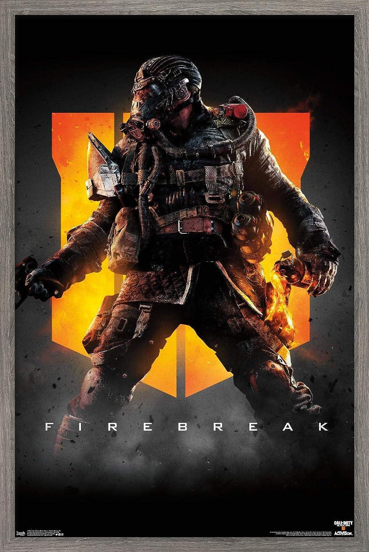 Trends Indianapolis Mall International Call of Duty: Black Ops 4 Elegant A Firebreak - Key