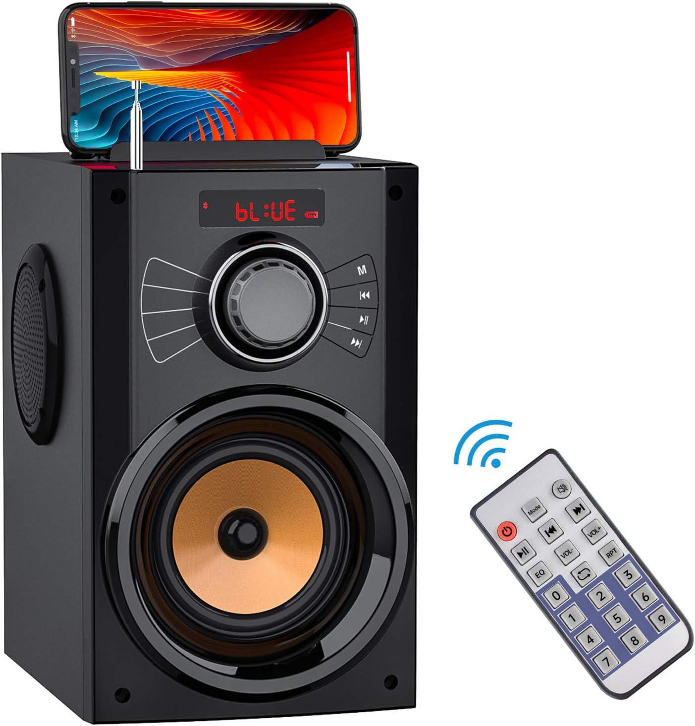 Aesackir 5W Bluetooth Wireless Portable Speaker $18.49 Coupon