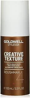Goldwell Stylesign Roughman Matte Cream Paste, 3.3 Ounce